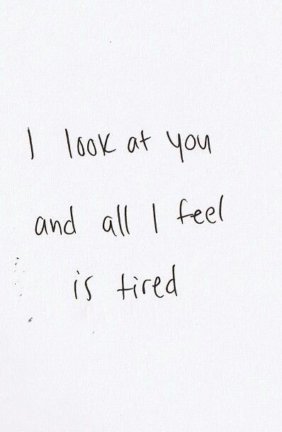 Sad Love Quotes : i am emotionally drained and suffocated ...