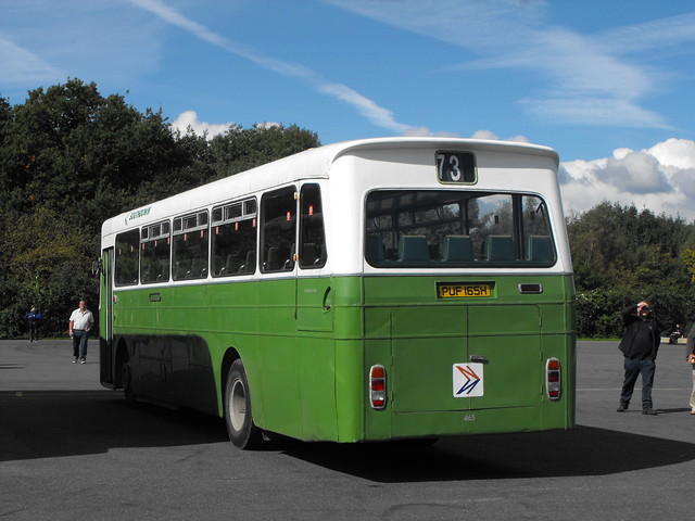 465, PUF 165H, Leyland Leopard, Northern Counties Body (2)