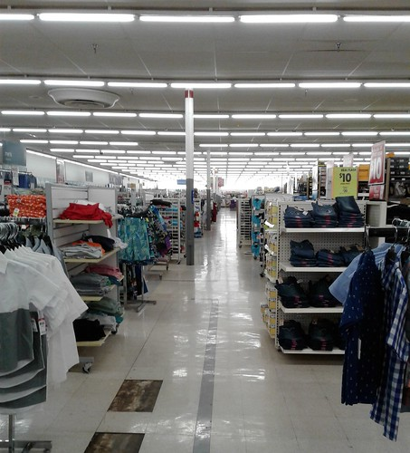 kmart verobeach indianrivercounty florida retail store remodel aisle
