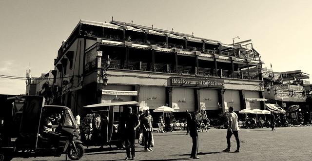 Jeema el fna_Marrakech_Morocco