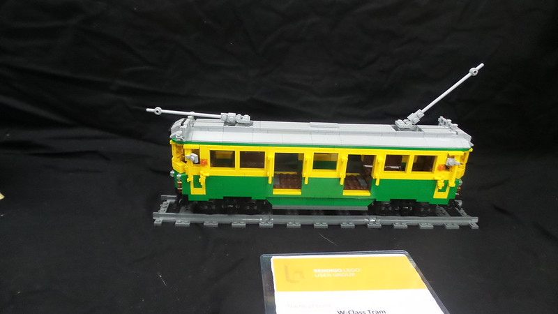 Brickvention Tram