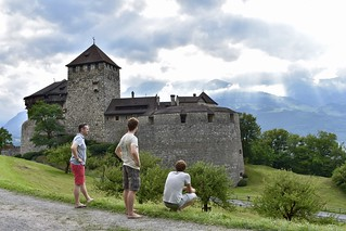Schloss Vaduz | by tijsopreis