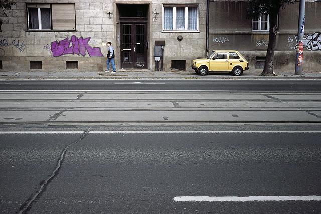 Budapest, 2001