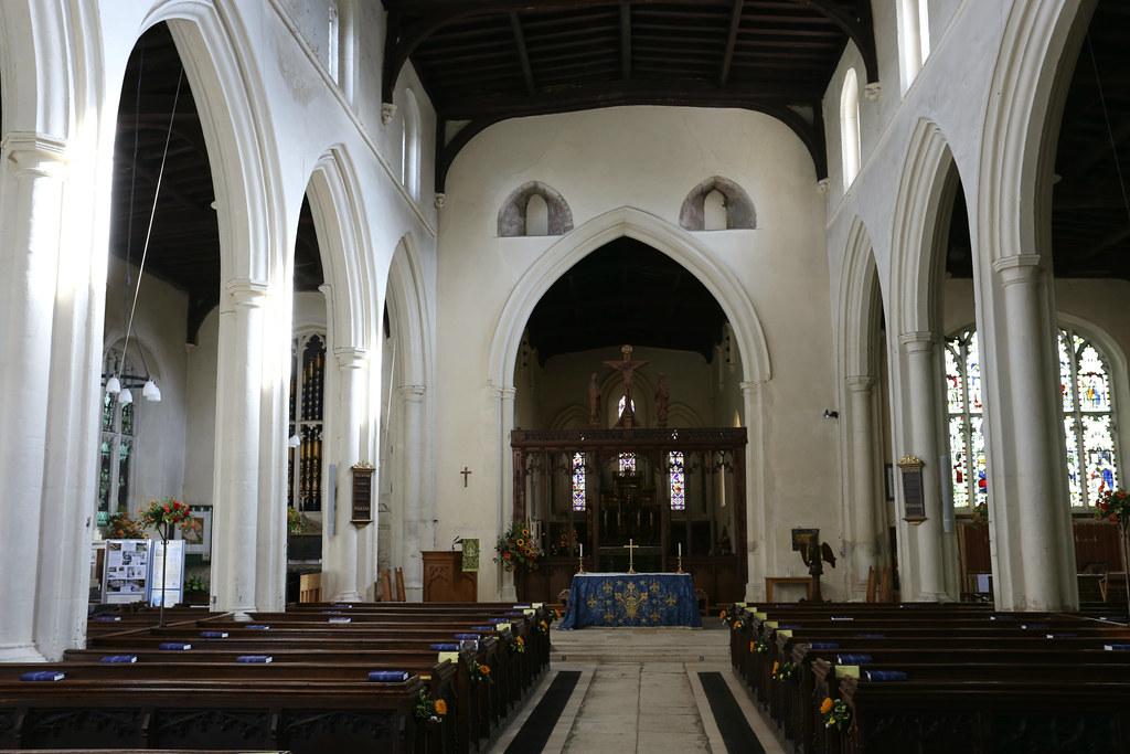 St Mary, Godmanchester, Cambridgeshire