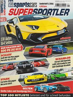 Auto Bild Sportscars - Supersportler