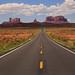 Forrest Gump Road by leakylightbucket