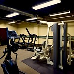 If fitness is your jam then this 24 hour fitness center will be your honey wheat toast.