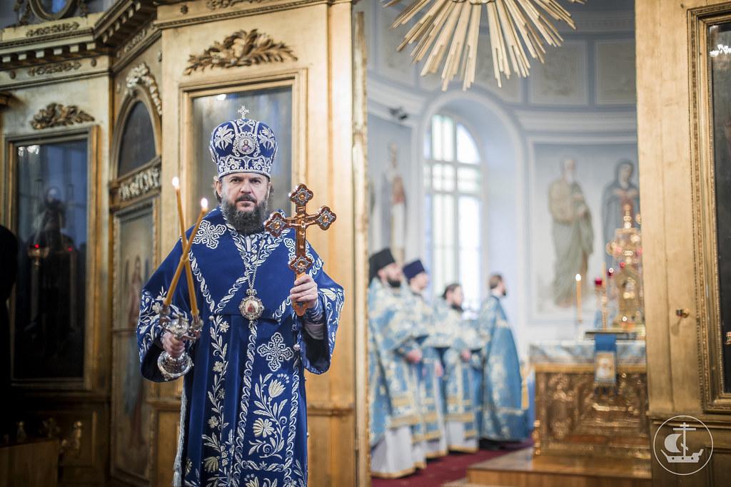 3-4 ноября 2017, Празднование в честь Казанской иконы Божией Матери / 3-4 November 2017, The Kazan Icon of the Most Holy Theotokos (commemorating the deliverance from the Poles in 1612)