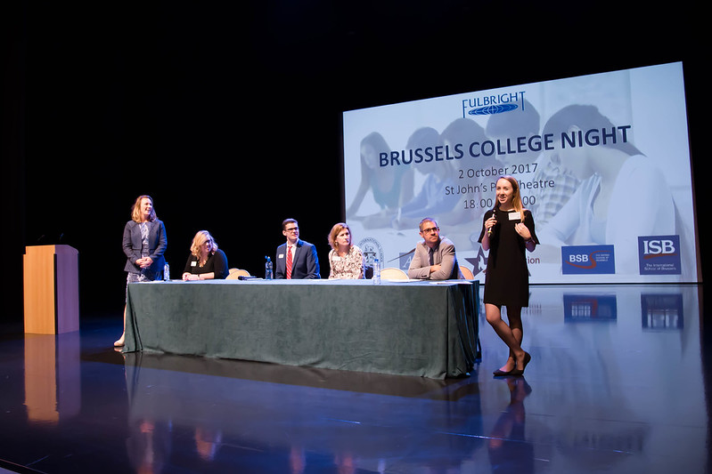 Brussels College Night 2017
