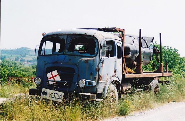 FAP 18B Dvor Croatie Hrvatska 1996a