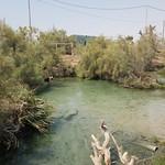 Heiße Quelle am Afrerasee