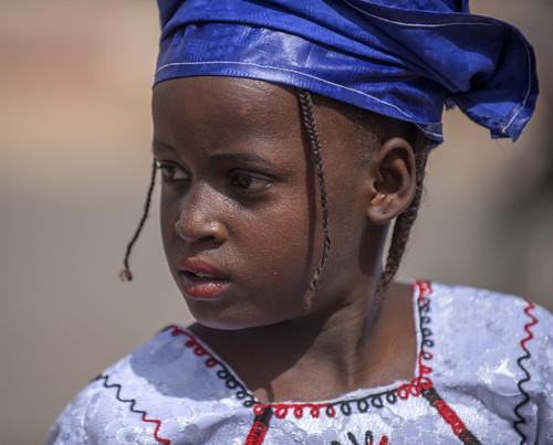 niger girl agadez