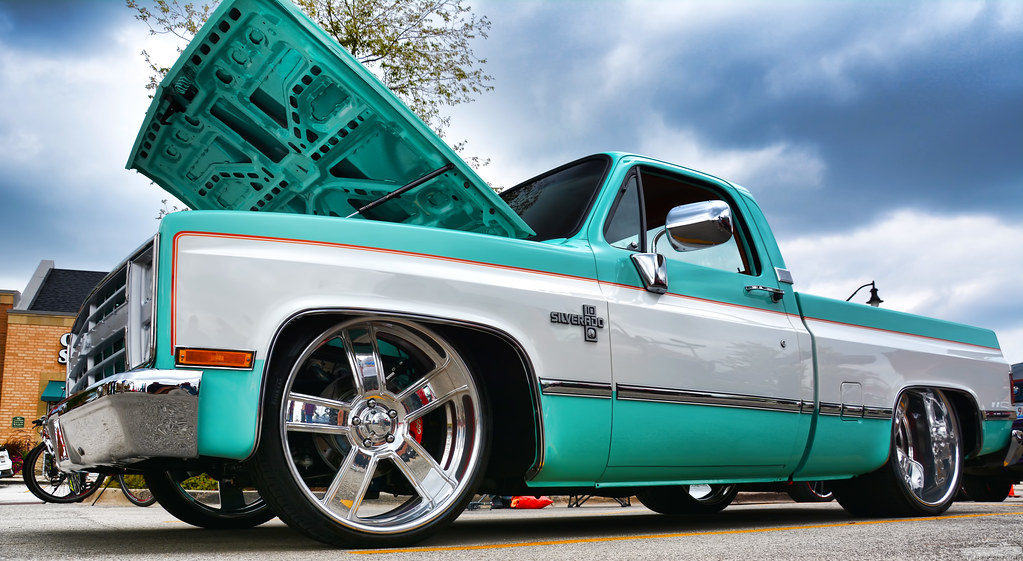 1985 Chevy C10 | Chad Horwedel | Flickr