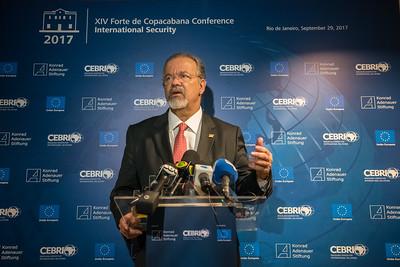 XIV Forte de Copacabana Conference International Security