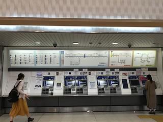 Tobu Kawagoe Station | by Kzaral