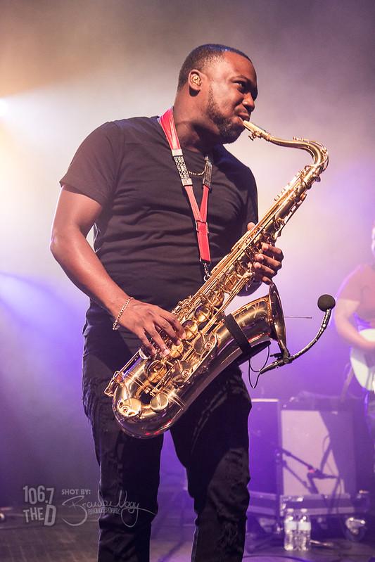 Trombone Shorty | 2017.10.26