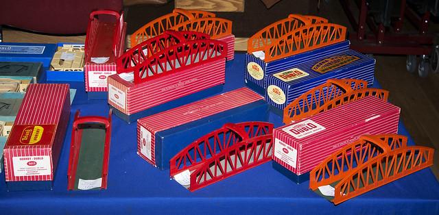 Hornby Dublo Girder Bridges