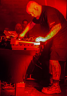 VNV NATION and iVardenspher at The Shelter in Detroit | by Alexis Simpson