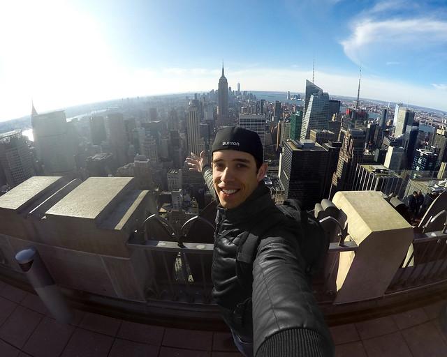 En Top of the Rock a puntito de contaros algunos consejos para viajar a Nueva York