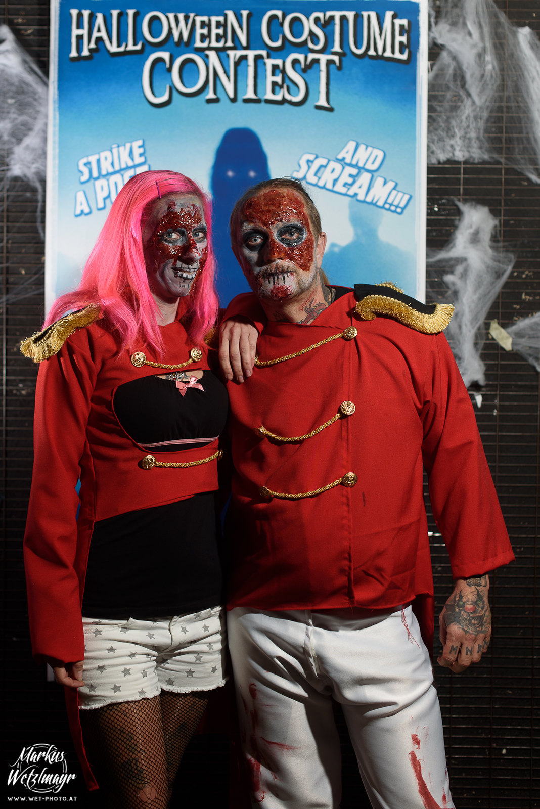 """#18 - Peki & Pinkiii, """"Zombie Zirkus"""" - Everyday is Halloween, 15 Years of BZFOS"""