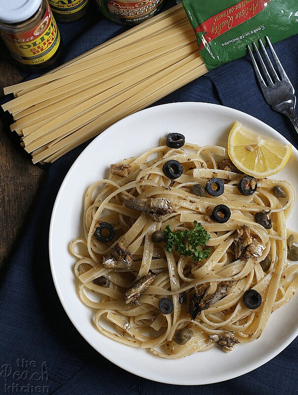 Sardines,-Olives-and-Capers-fettuccine-4