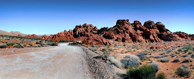 Valley of Fire State Park.Nevada