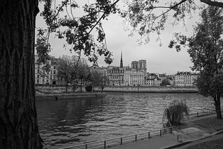 Seine   by Ted Drake