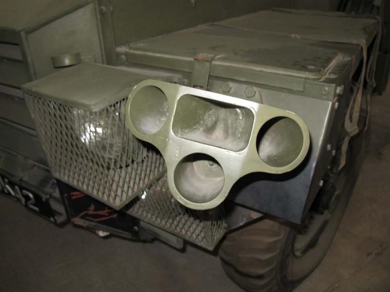 FV1620 Humber Hornet 4
