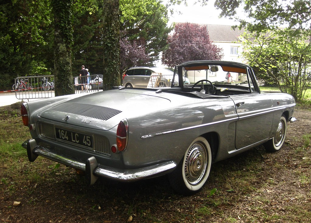 1967 Renault Caravelle Cabriolet The Caravelle Was First P