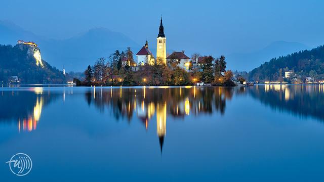 Slovenia - Bled island