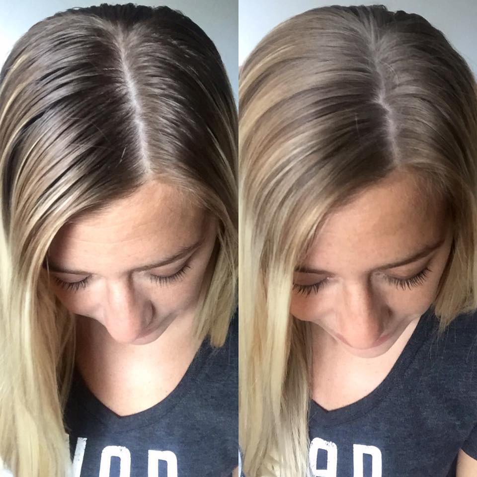 95406c1235e by Unskinny Boppy The Champ Dry Shampoo before and after! | by Unskinny  Boppy