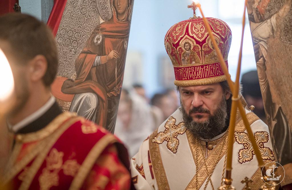 15 октября 2017, Литургия в Военно-медицинской Академии / 15 October 2017, Liturgy in the S.M. Kirov Military Medical Academy