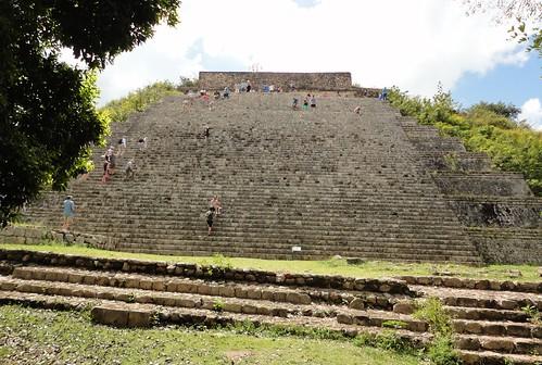 Uxmal - Great Pyramid