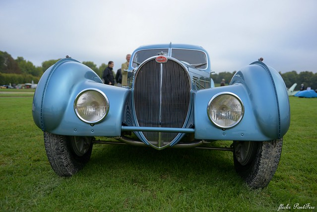 1936 Bugatti Type 57 S Atlantic 5737