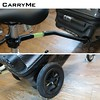 300-CARA-001 U Design CarryMe ABSTPU 行李箱-黑色碳纖紋274(W)954(H)269(L)6.5KG