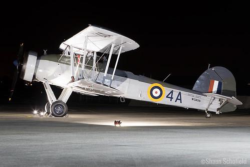 Fairey Swordfish I W5856 Royal Navy Historic Flight RNAS Yeovilton 26/10/17 | by Shaun Schofield