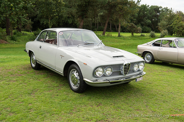 Alfa-Romeo 2600 Sprint - 1964