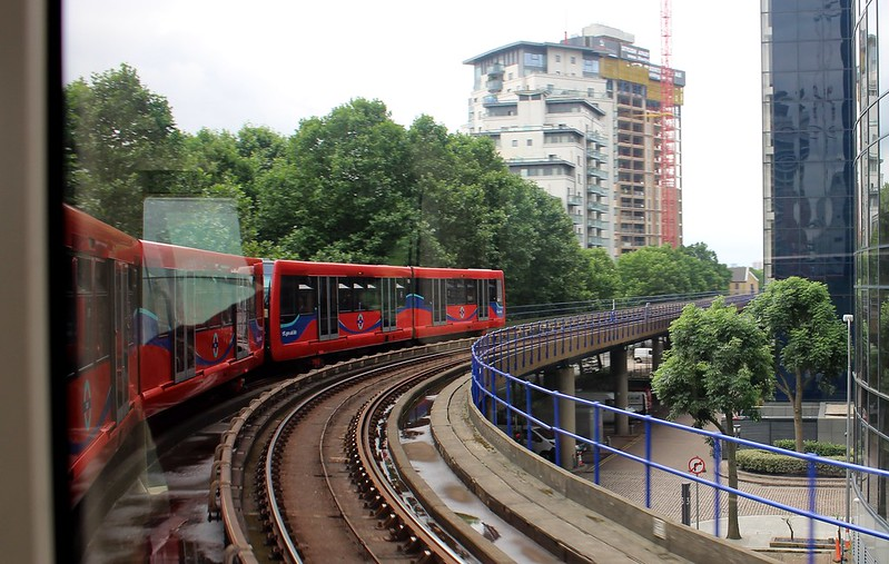 Docklands Light Rail, London