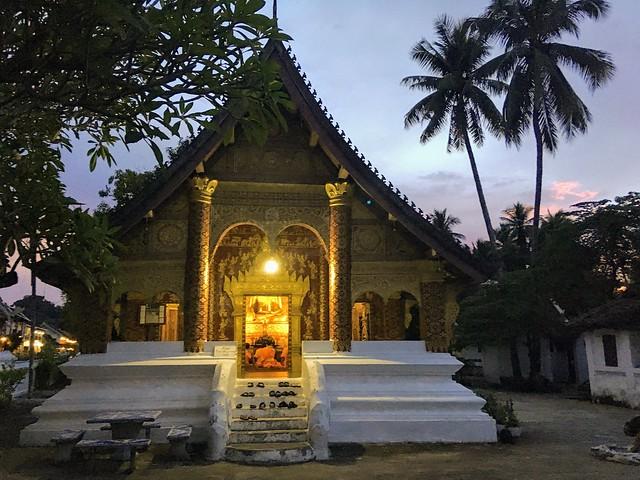 Temple- Luang Prabang