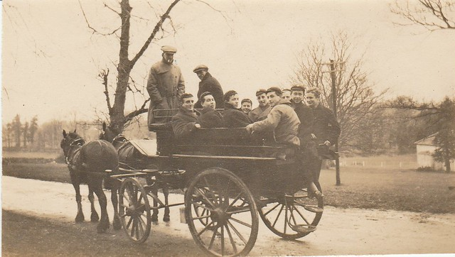At Bohernabreena 1924. J.D Gwynn on right