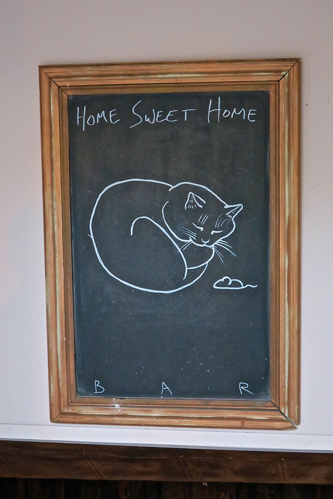 Home Sweet Home Bar New York Ny Sign For The Home Sweet Flickr