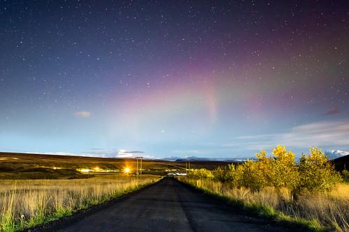 Aurora in Laugar | by Matt McLean