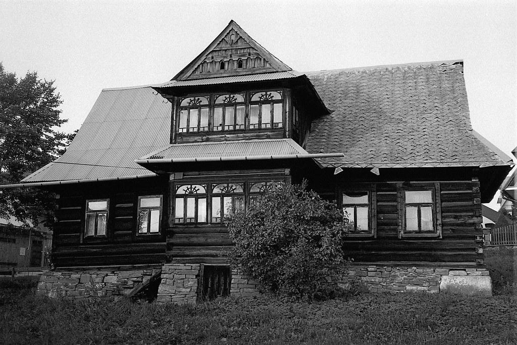 Dom w Dzianiszu / House in Dzianisz