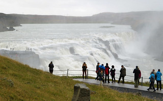gullfoss-waterfall | by quirkytravelguy