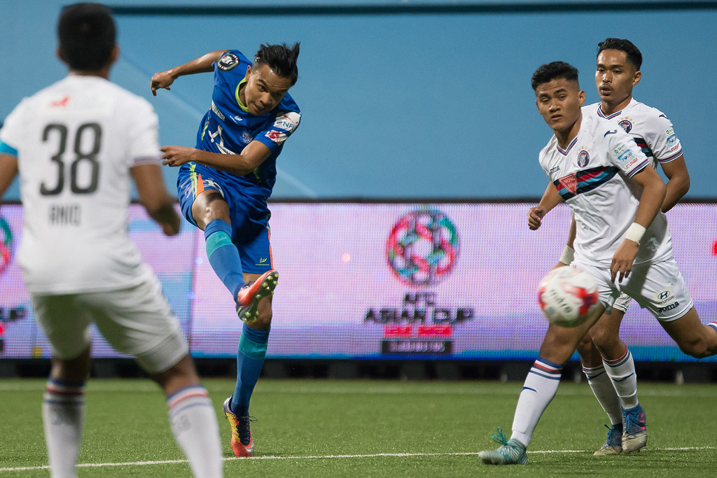 Singapore Pools FA Cup Final 2017: Yishun Sentek Mariners … | Flickr