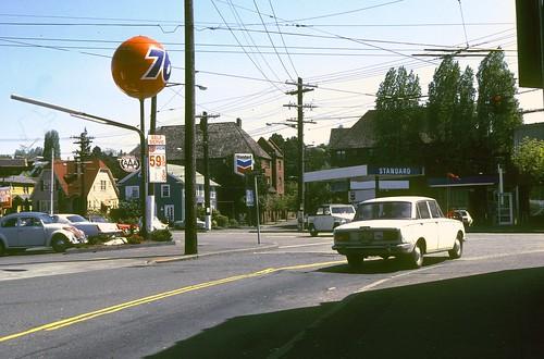 Broadway at Roy, circa 1970s