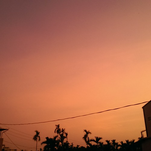 orangesky sunset