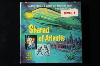 Sharad Of Atlantis Super 8 Film