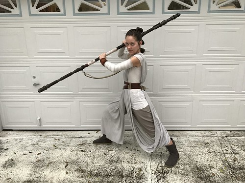 Rey_Jakku_Action_4 | by R'lyeh Rae