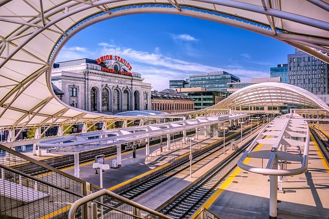 Union Station Denver